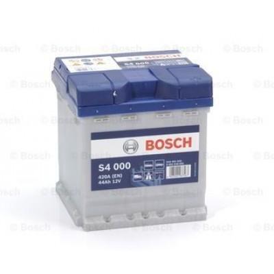 Акумулатор BOSCH S4 000 44Ah 420A
