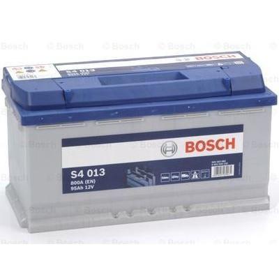 Акумулатор BOSCH S4 013 95Ah 800A