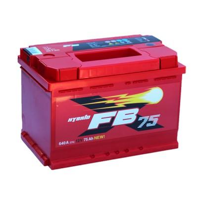 Акумулатор FB Westa 75Ah 640A